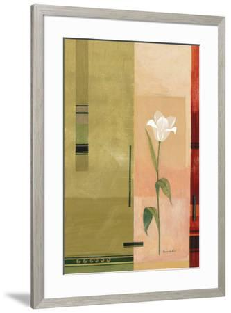 Single White Tulip