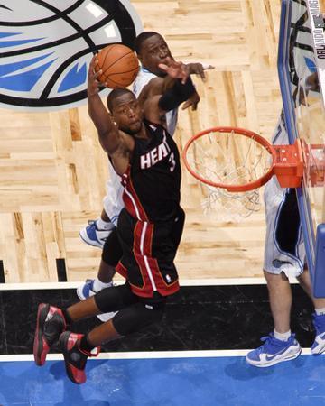 Miami Heat v Orlando Magic: Dwyane Wade