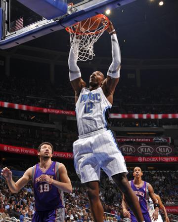 Phoenix Suns v Orlando Magic: Dwight Howard