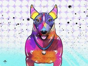 Bull Terrier XI by Fernando Palma