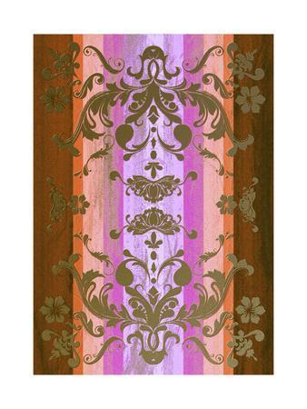 Floral Shapes Original IX