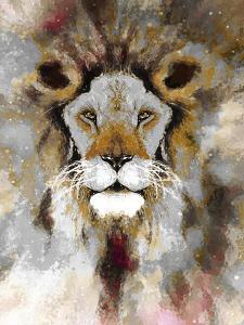 Lion Mix 4-XLIII by Fernando Palma