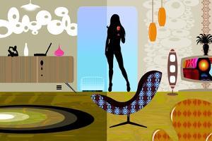Retro Lifestyle XXXIX by Fernando Palma