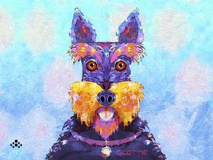Scottie Dog L by Fernando Palma