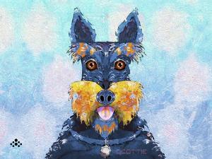 Scottie Dog LI by Fernando Palma