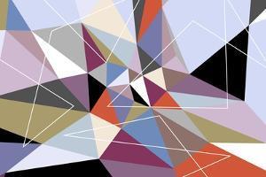 Triangle 1-LXXI by Fernando Palma