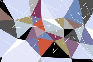 Triangle 3-LXXIII by Fernando Palma