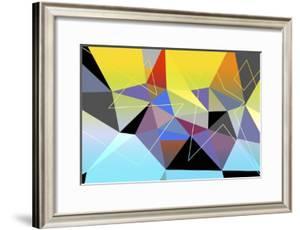 Triangle 5-LXXV by Fernando Palma