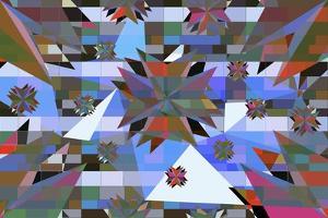 Triangle 6-LXXVI by Fernando Palma