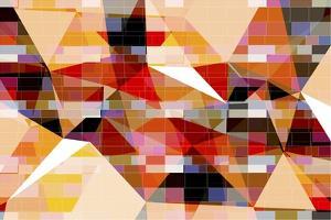 Triangle 7-LXXVII by Fernando Palma