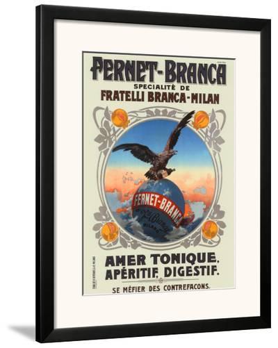 Fernet Branca--Framed Giclee Print