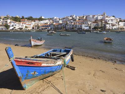 Ferragudo, Algarve, Portugal, Europe-Amanda Hall-Photographic Print
