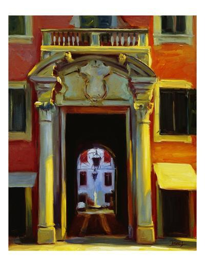 Ferrara Portal-Pam Ingalls-Giclee Print