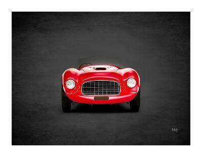 Ferrari 166 1948-Mark Rogan-Giclee Print