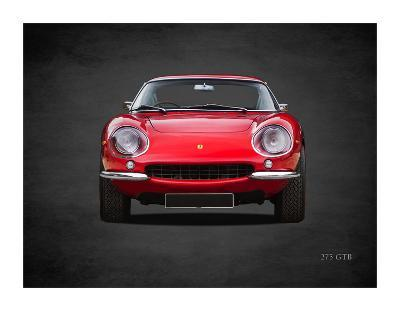Ferrari 275 GTB 1966-Mark Rogan-Giclee Print