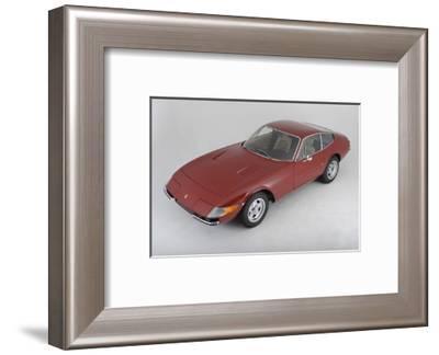 Ferrari 365 GTB 1972-Simon Clay-Framed Photographic Print