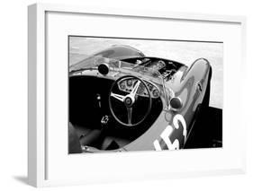 Ferrari Cockpit-NaxArt-Framed Photo