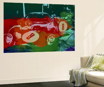 Ferrari Laguna Seca Racing-NaxArt-Wall Mural