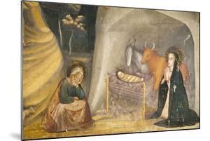 Nativity by Ferrer Bassa