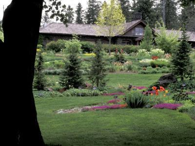 Ferris Perennial Garden, Spokane, Washington, USA