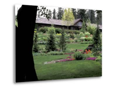 Ferris Perennial Garden, Spokane, Washington, USA