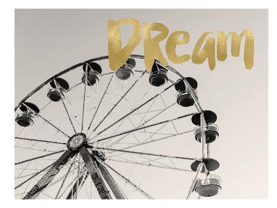 Ferris Wheel Dream-Amy Brinkman-Art Print