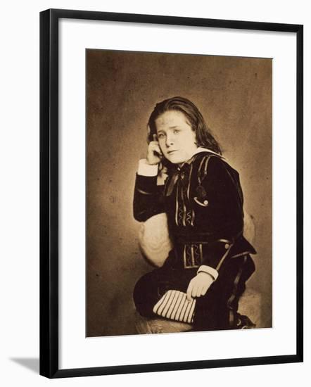 Ferruccio Busoni--Framed Giclee Print