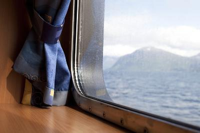 Ferry Between Hareid-Sulesund, Norway, 2010--Photographic Print