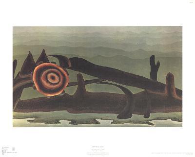 Ferry Boat Wreck-Arthur Dove-Art Print