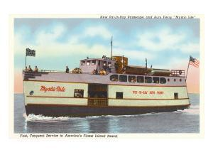 Ferry to Put-in-Bay, Ohio