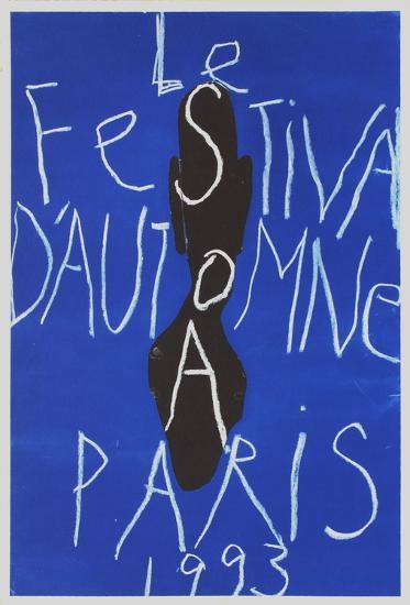 Festival D'Automne-Jean-charles Blais-Collectable Print