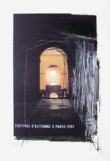 Festival D'Automne-Tadashi Kawamata-Collectable Print