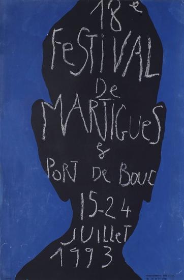 Festival De Martigues-Jean-charles Blais-Collectable Print