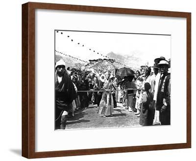 Festival, Korea, 1900--Framed Giclee Print