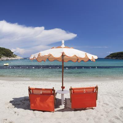 Fetovaia Beach, Island of Elba, Livorno Province, Tuscany, Italy-Markus Lange-Photographic Print