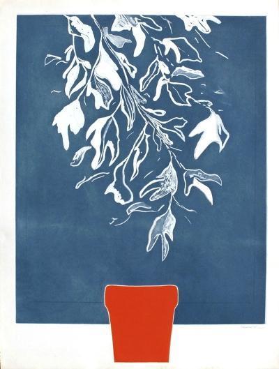 Feuillage Bleu-Doroteo Arnaiz-Limited Edition
