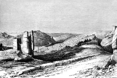 Fez, Morocco, 1895-Taylor-Giclee Print