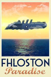 Fhloston Paradise Retro Travel