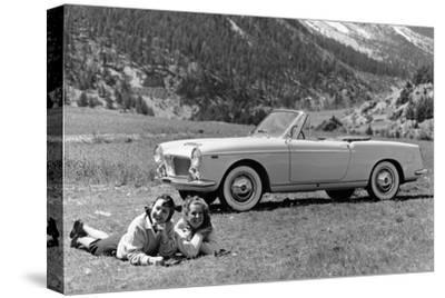 Fiat 1200 Cabriolet, C1962
