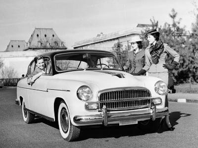 Fiat 1900A, C1954-C1958--Photographic Print