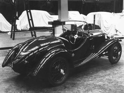 Fiat Ballila-Hudson-Photographic Print