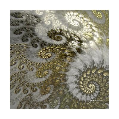 Fibonacci Tiles I-James Burghardt-Art Print