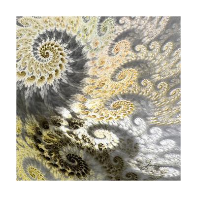 Fibonacci Tiles II-James Burghardt-Art Print
