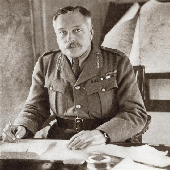 Field Marshal Douglas Haig, 1st Earl Haig, 1861 – 1928. . from the Story of--Giclee Print
