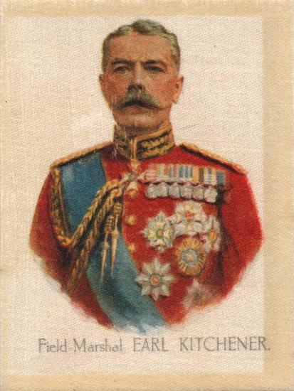 'Field Marshal Earl Kitchener', c1910-Unknown-Giclee Print