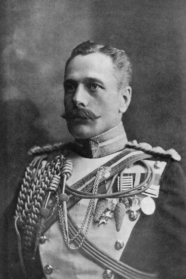 Field Marshal Sir Douglas Haig, British Soldier, C1920-HW Barnett-Giclee Print