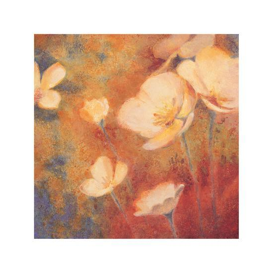 Field of Color I-Anne Michaels-Giclee Print
