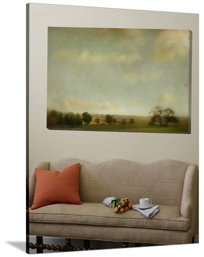 Field of Crops and Trees-Mia Friedrich-Loft Art