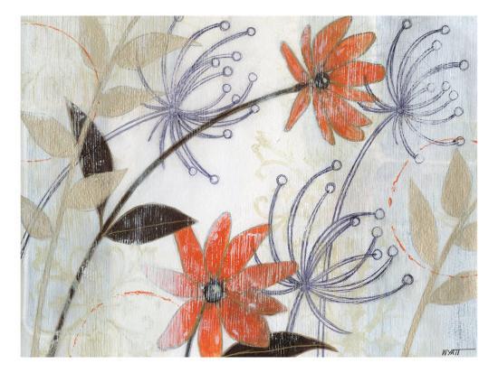 Field of Whimsy II-Norman Wyatt Jr^-Art Print