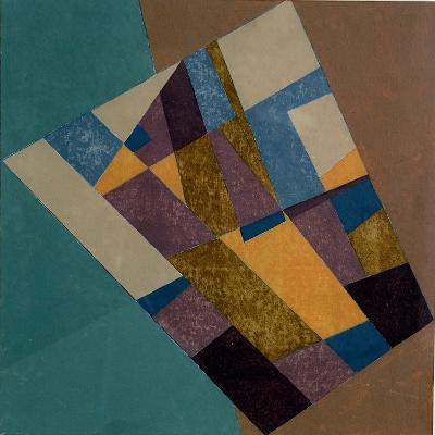 Field Tapestry, 2003-George Dannatt-Giclee Print